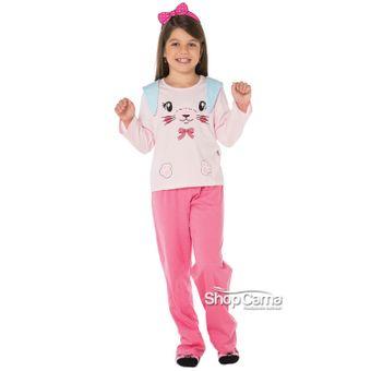 Pijama-Infantil-Longo-Gatinha-Rosa-Vinci-01