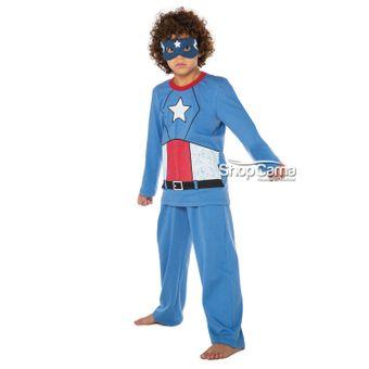 Pijama-Infantil-Longo-Capitao-America-Vinci-01