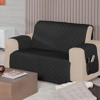 Protetor-de-Sofa-2-Lugares-Preto---Juma