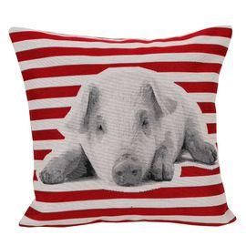 Capa-para-Almofada-45-x-45cm-Lovely-Pig---Hedrons