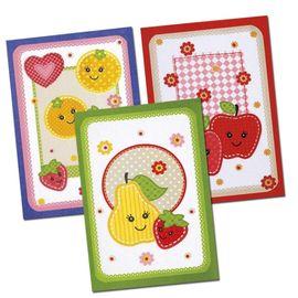 Kit-Pano-de-Prato-3-Pecas-Fruits-Fun-Tecilar---Dohler