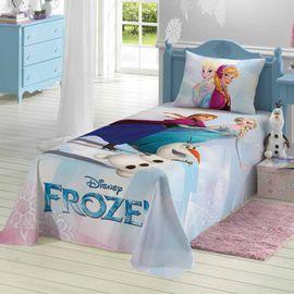 Jogo-de-Cama-Infantil-150-Fios-Frozen-3-Pecas---Lepper