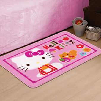 Tapete-Hello-Kitty-Festa-80cm-x-120m---Jolitex