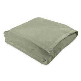 Cobertor-King-Toque-de-Luxo-Verde---Europa