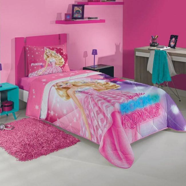 Edredom-Barbie-Rock-Royals