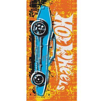 Toalha-de-Banho-Hot-Wheels-Felpuda-Mod-1