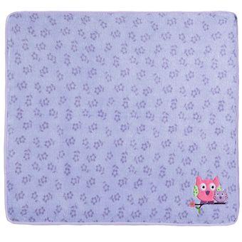 Manta-Microfibra-Infantil-Bordada-Owl---Buettner
