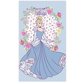 Toalha-de-Banho-Disney-Princess-World-Light---Santista