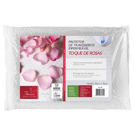 Protetor-de-Travesseiro-Impermeavel-Rosas-com-Ions-de-Prata---Fibrasca