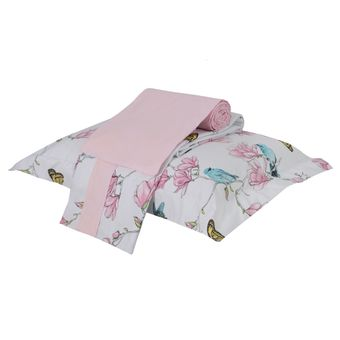 Jogo-de-Cama-Solteiro-200-Fios-Magnolias-3-Pecas---Lynel