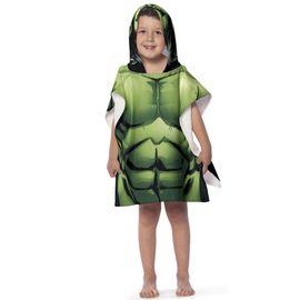 Toalha-Poncho-infantil-com-Capuz-Avengers-Hulk---Lepper