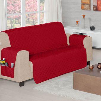 Protetor-de-Sofa-3-Lugares-Vermelho-Dallas---Juma