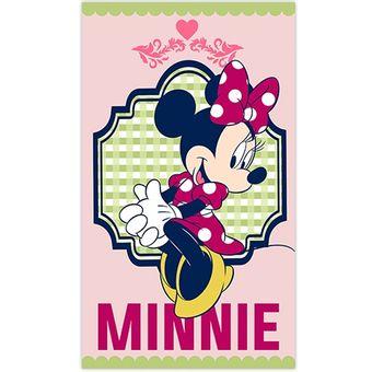 Toalha-de-Banho-Disney-Minnie-Jam-Rosa---Santista