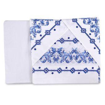 Jogo-de-Cama-Queen-200-Fios-Sicilia-Azul-4-Pecas---Buddemeyer