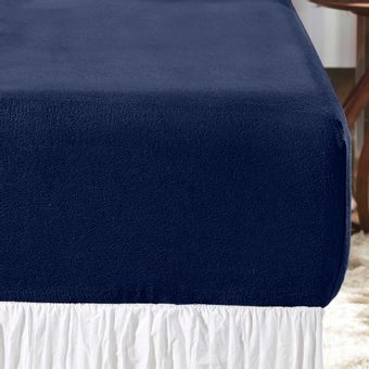 Lencol-Queen-Blend-Plush-Azul-Navy---Altenburg