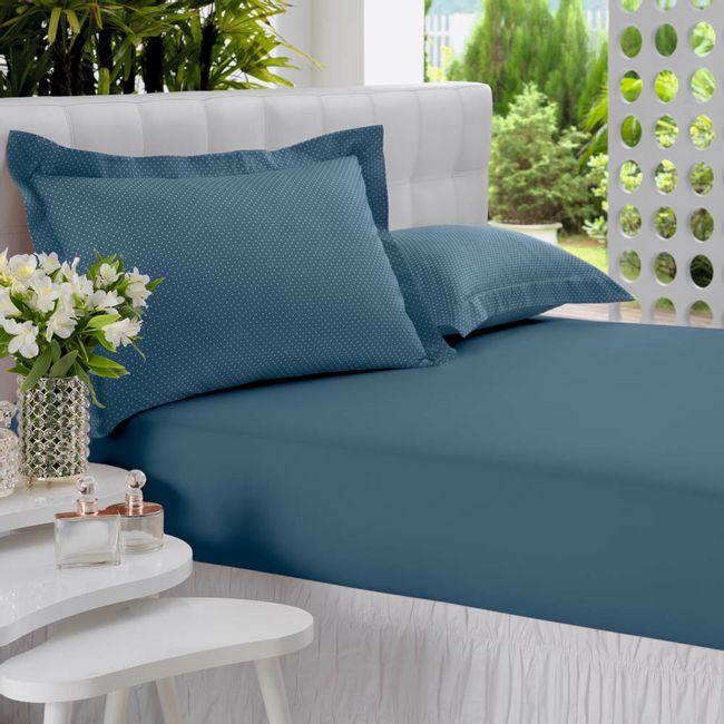 Jogo-de-Cama-Casal-Poa-All-Design-3-Pecas-Mini-Blue---Altenburg