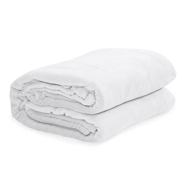 Cobertor-Casal-Microfibra-Branco---Sultan