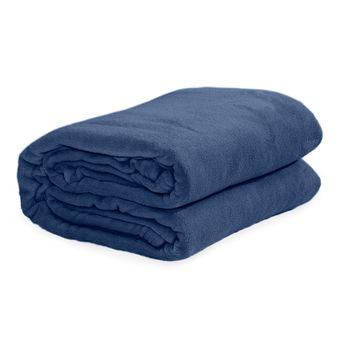 Cobertor-Solteiro-Microfibra-Azul---Sultan