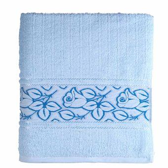 Toalha-de-Rosto-Azul-Bebe-Camile---Sao-Carlos