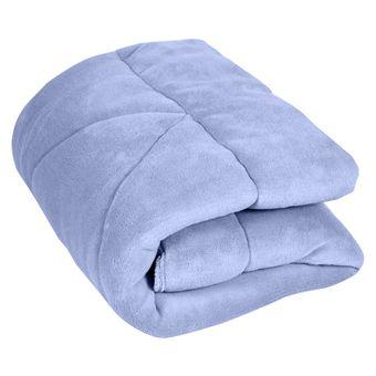 Edredom-para-Bebe-Plush-Azul-Claro---Hedrons