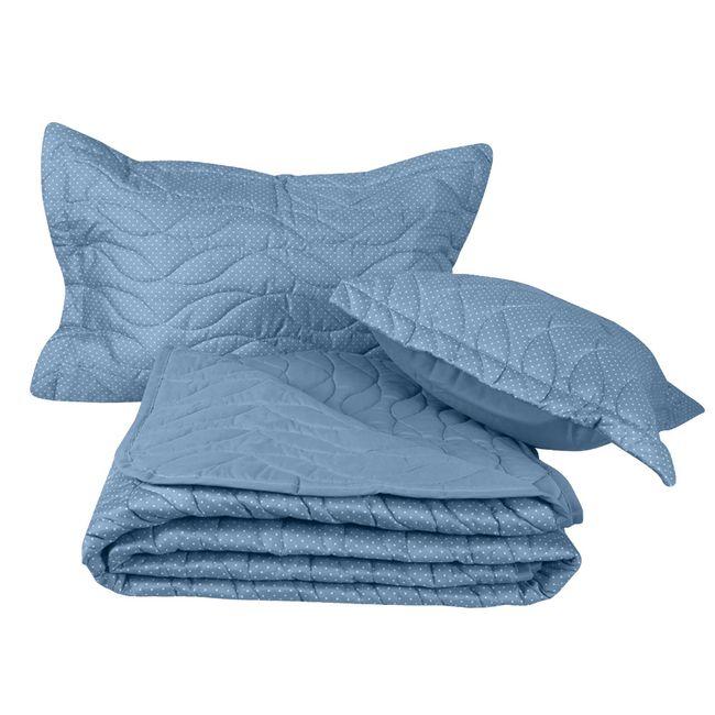 Colcha-Queen-Poa-All-Design-Mini-Blue---Altenburg