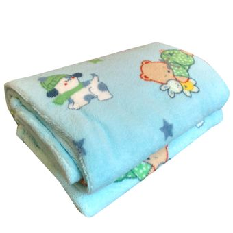 Manta-Bebe-90-x-110cm-Bichinhos-Quentinhos-Azul---Jolitex