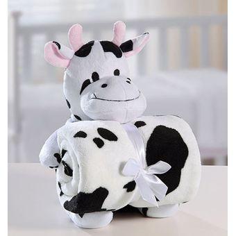 Manta-com-Bichinho-de-Pelucia-Funny-Cow---Bouton