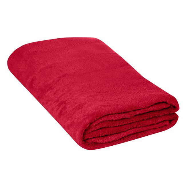 Manta-Casal-Microfibra-Vermelho-Dyuri---Jolitex
