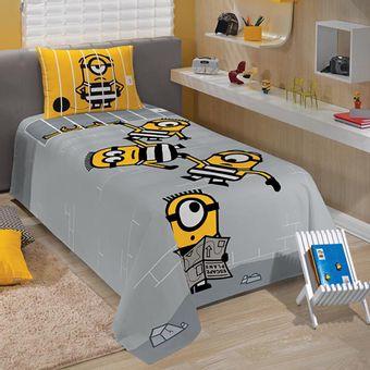 jogo-de-cama-infantil-minions-lepper