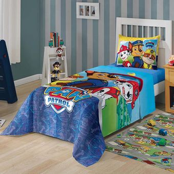 jogo-de-cama-infantil-patrulha-canina-lepper