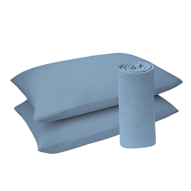 Jogo-de-Cama-King-azul-dublin-Poemme-3-Pecas-Lynel