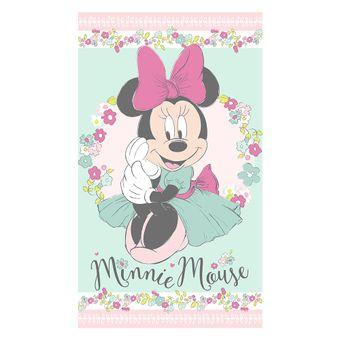 Toalha-de-Banho-Infantil-Disney-minnie-Happy-1-rosa-Santista