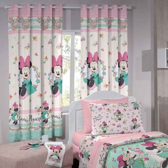 Cortina-Infantil-Minnie-Liberty-200-x-180cm-Disney-Santista