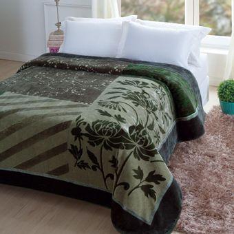 cobertor-raschel-casal-tuily-verde-jolitex