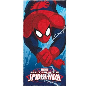 Toalha-de-Banho-Spider-Man-Felpuda-Mod-1