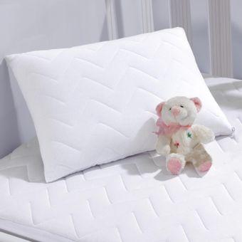 Protetor-de-Colchao-e-Travesseiro-Impermeavel-Baby-Branco---Lynel