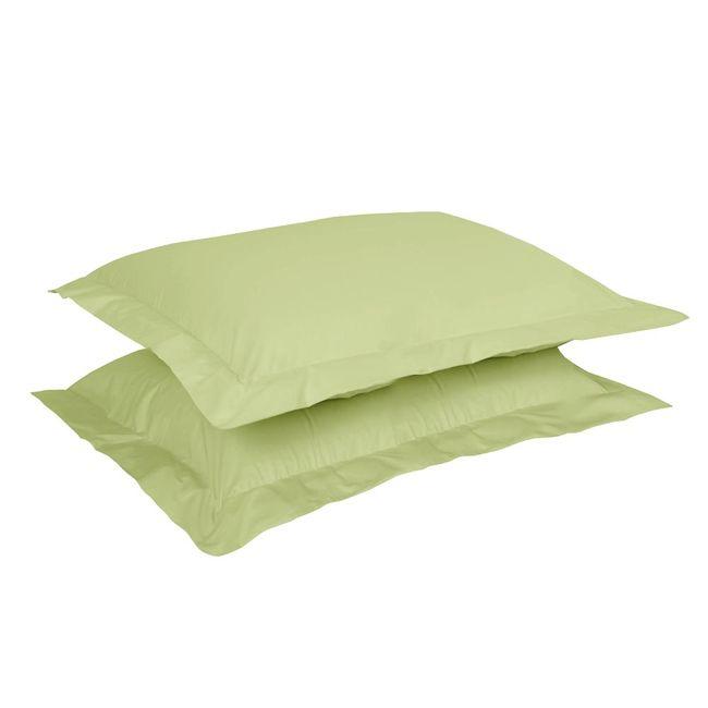 Par-de-Fronhas-200-Fios-Verde---Lynel