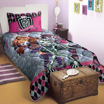 Edredom-Infantil-Monster-High---Lepper