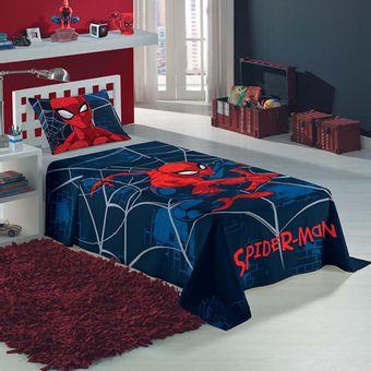 jogo-de-cama-infantil-spiderman-lepper