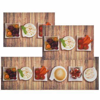 Jogo-de-Tapete-de-Cozinha-Mangiare-Pratos--3-Pecas-Jolitex