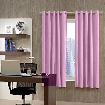 Cortina-quarto-rosa-corta-luz-Bella-Janela