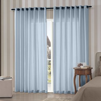 cortina-para-quarto-sala-rustica-pantex-azul-bella-janela