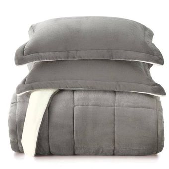 Edredom-Karsten-com-porta-travesseiro-Colleano-castanho