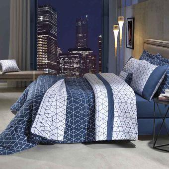 jogo-de-cama-geometric-blue-lynel