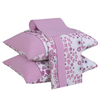 jogo-de-cama-casal-4-pecas-love-lynel