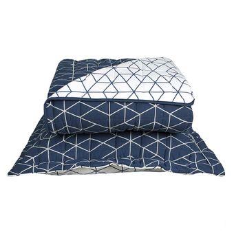kit-cobreleito-geometric-blue-casal-2-pecas-lynel