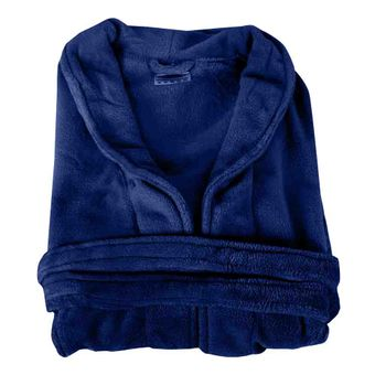Roupao-Plush-azul-Tamanho-m-Europa