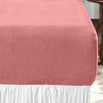 Lencol-Casal-Blend-Plush-rosa-merengue-Altenburg