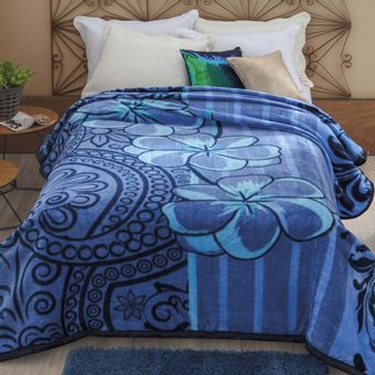 Cobertor-Casal-nuria-azul-cinta-dyuri-olitex