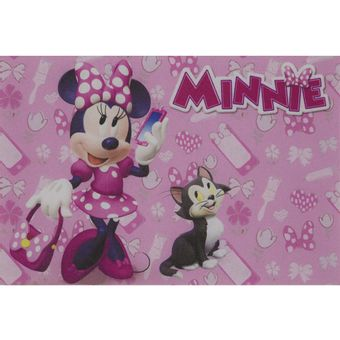 Tapete-Infantil-40-x-60cm-Minnie-Fashion--Jolitex